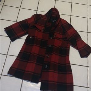 Plaid Gap Jacket